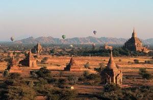 Bagan ditolak Unesco karena dianggap tidak asli lagi