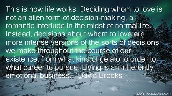 Quotes About Decision Making In Career 16 Quotes