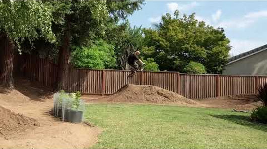 Backyard Bmx Jumps tfb designs - google+