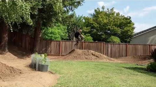 Backyard Bmx Jumps tfb designs - google+