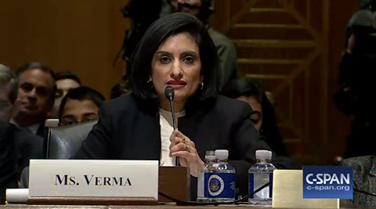 Seema Verma says she's against Medicare vouchers, suggests risk models hurt rural healthcare