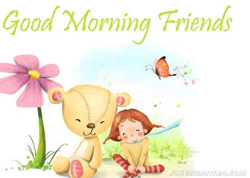 Good Morning Friends Pictures Photos And Images For Facebook
