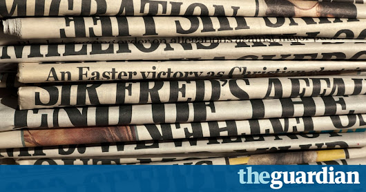 Would you believe it? Print remains a favourite with readers | Media | The Guardian