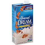 Almond Dream Almond Drink, Unsweetened - 32 fl oz carton