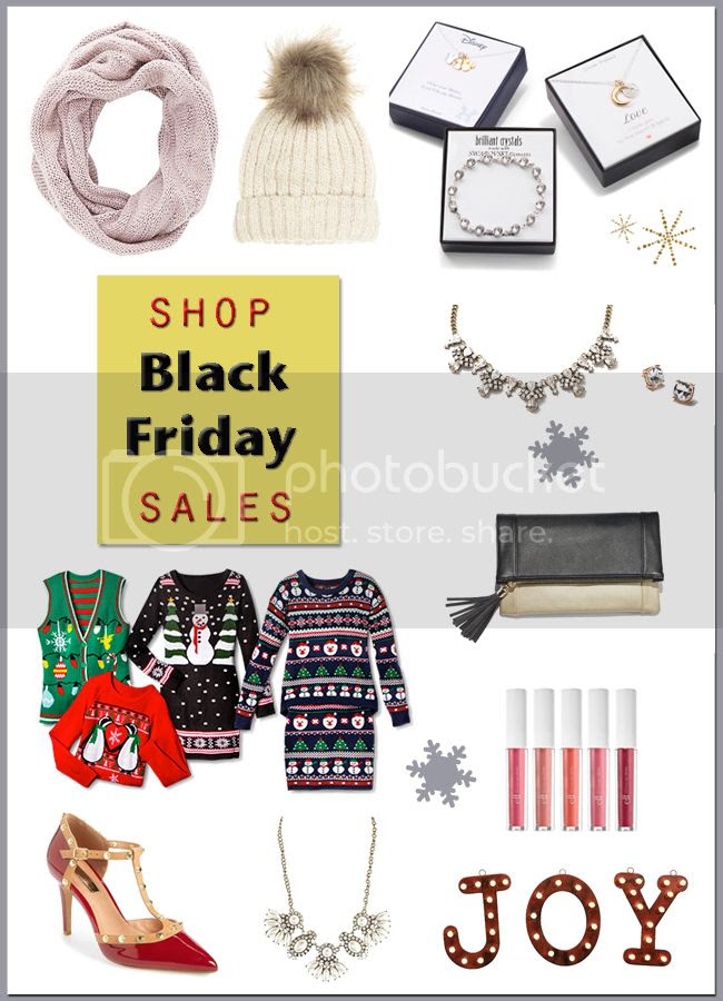 Black Friday 2015 sales and coupon codes