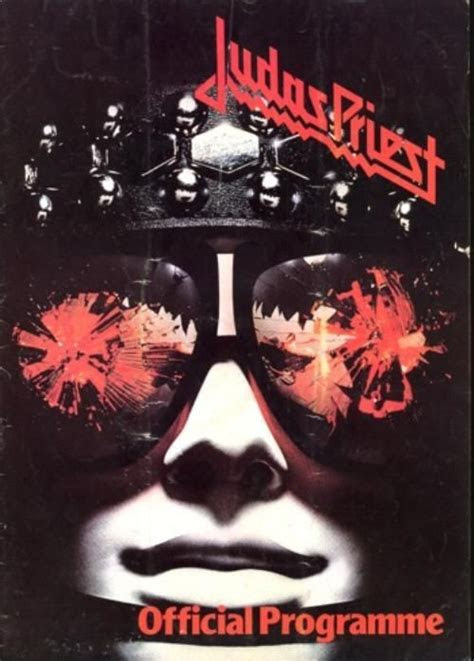 Judas priest 1978 hell bent for leather tour u.k. concert