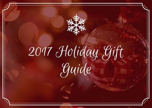 2017 Holiday Gift Guide - Cooking with a Wallflower