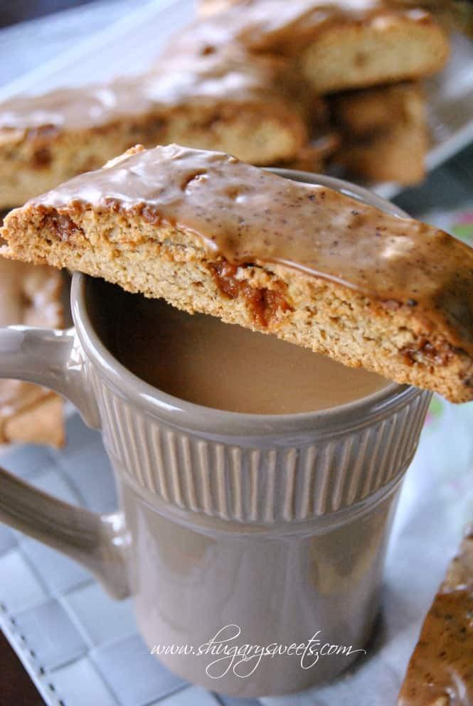 Biscotti Recipe Good Food