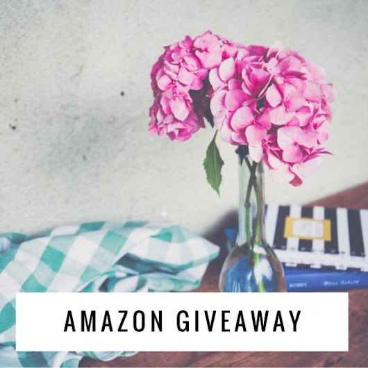 $500 Amazon Giveaway! | Storybook Apothecary