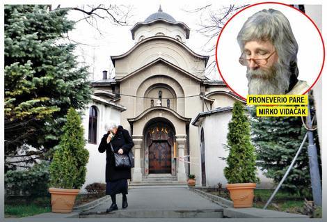 Mirko Vidačak i njegova crkva