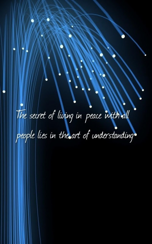 The Art Of Peace Quote Quote Number 571177 Picture Quotes