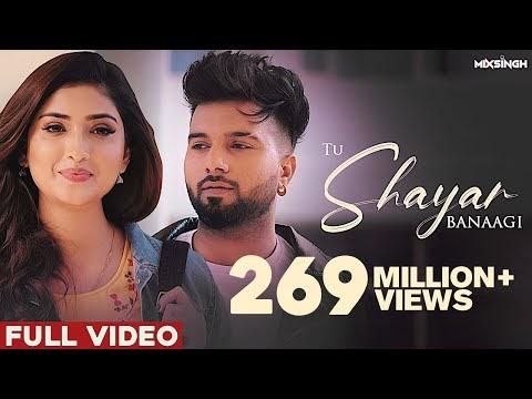 TU SHAYAR BANAAGI - Download |MP3-3GP-4K-Lyrics| Parry Sidhu | Isha Sharma | New Punjabi Songs 2021