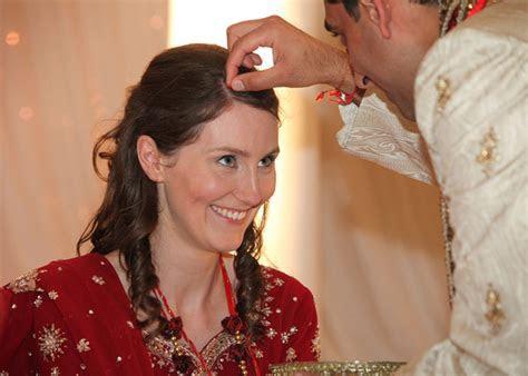 A Beautiful Bollywood & Irish Fused Wedding by Darren