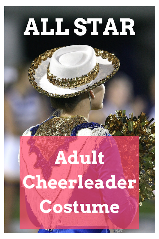 Choose An All Star Adult Cheerleader Costume And Show Your Spirit!