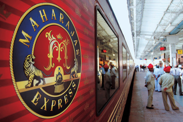 Maharajas' Express Train