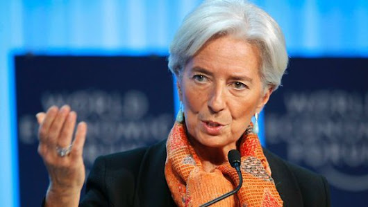"Cryptos Are ""Fast, Inexpensive,"" Says Lagarde, They Can ""Help Secure Property Rights, Increase Market Confidence and Promote Investment"""