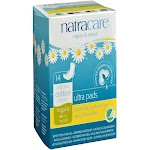 Natracare Pads, Ultra, Regular, Organic - 14 pads
