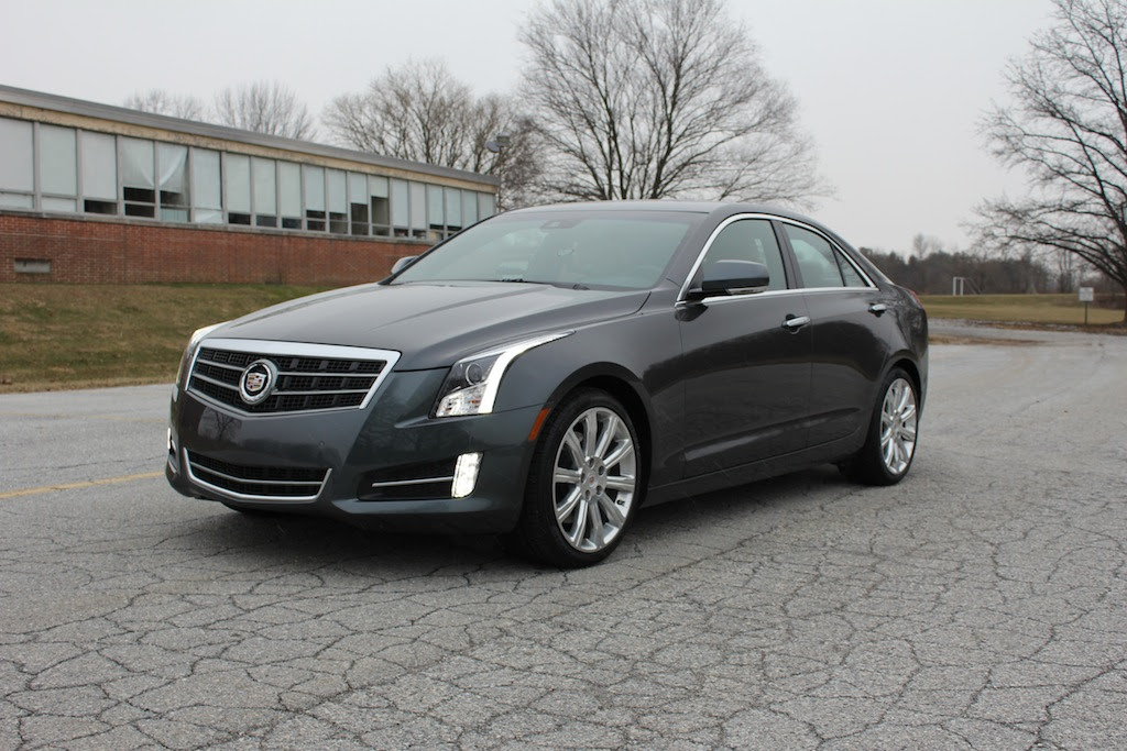 Review: 2013 Cadillac ATS 2.0T 6MT Premium Collection ...