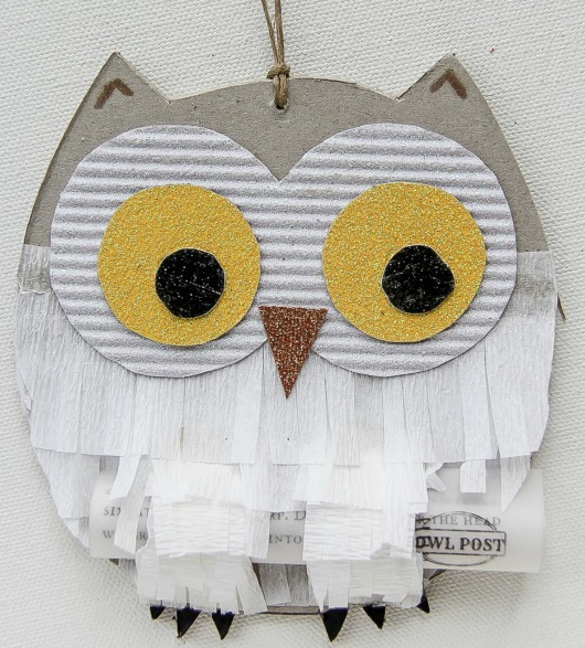 Whoo's Coming Hedwig-Inspired Invitations
