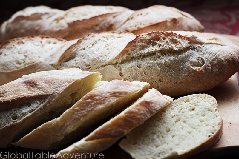 Artisan French Bread (or diary of a bread-aholic)   Global ...