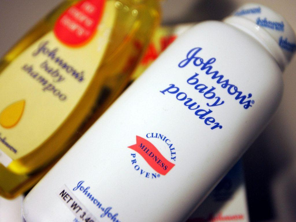Johnson & Johnson: Our Baby Products Contain Cancer-Causing Chemicals