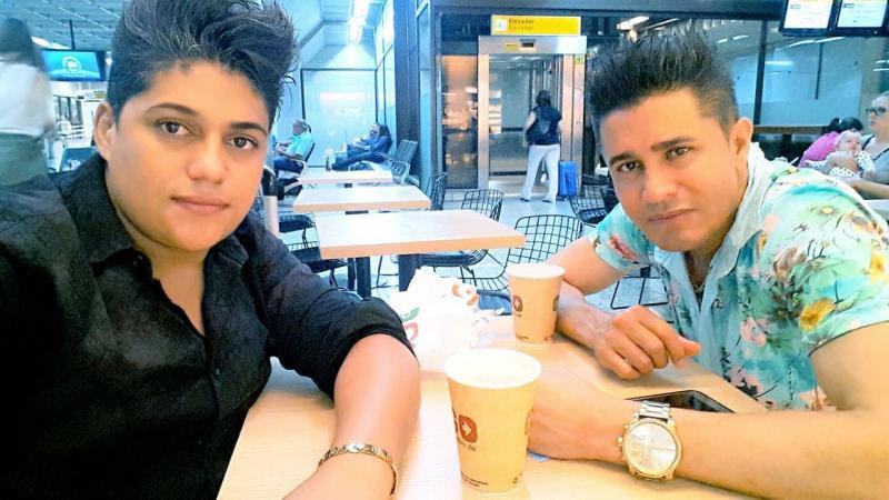 Filho do cantor Cristiano Neves morre em acidente na BR-135 próximo à Corrente