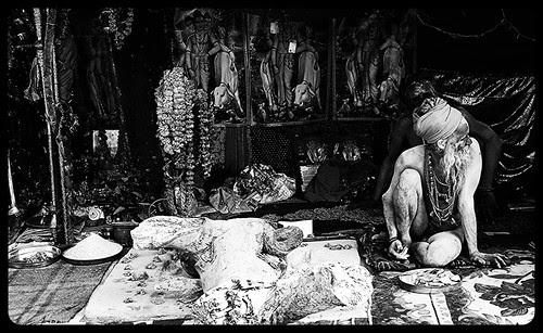 The Naga Babas MahaKumbh by firoze shakir photographerno1