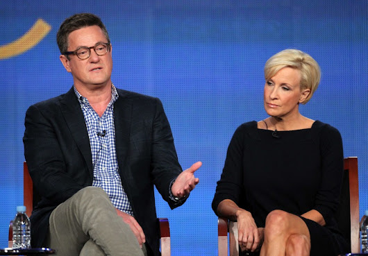 Scarborough quits the GOP: 'How much of this country and our values are they willing to sell out?'