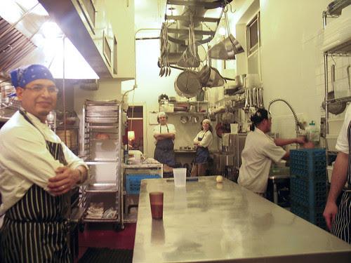 Applewood kitchen, Park Slope