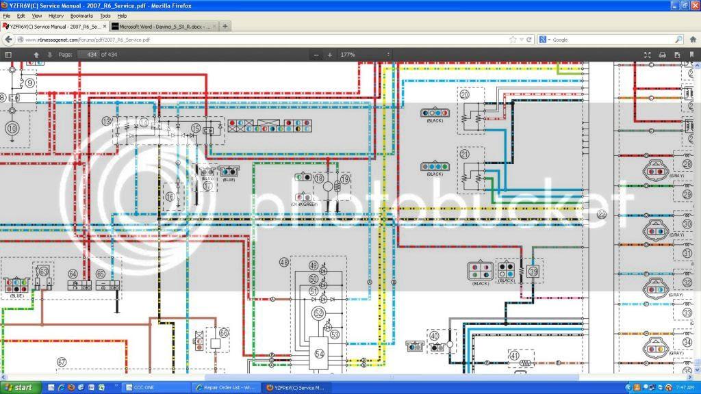 99 Yamaha Warrior Wiring Diagram