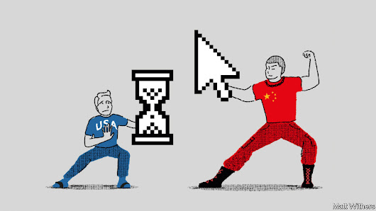 In the struggle for AI supremacy, China will prevail - The gladiator's edge