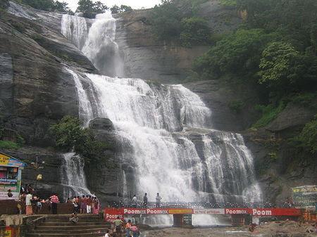 Panasam Waterfall, India