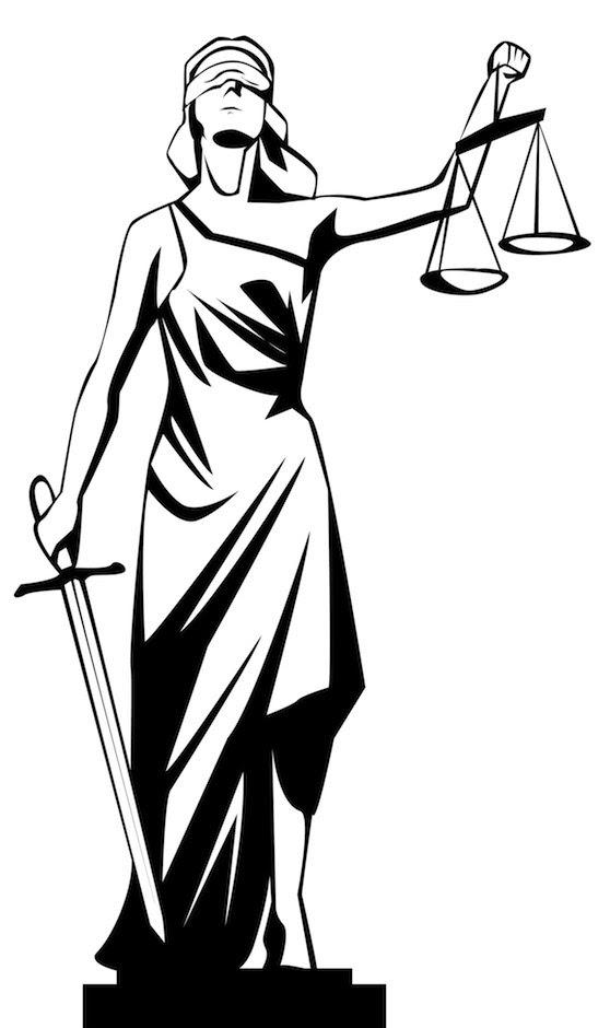 The Visual Rhetoric Of Lady Justice Understanding Jurisprudence