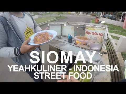 Street Food Indonesia, Siomay