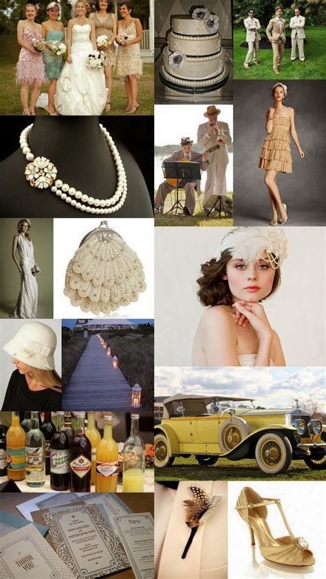 1920s Wedding Theme   Wedding Stuff Ideas