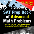 SAT Prep Book of Advanced Math Problems – On Sale For Just $4.99
