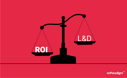 The L&D ROI challenge • The enParadigm Blog