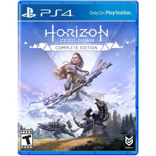 Horizon Zero Dawn [PS4 Pro/ PS4 Game]