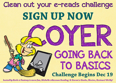 COYER, Back to Basics, 2016, 2015, reading challenge