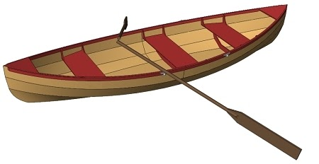 Hot Duckworks small boat plans   Wooden boat plans
