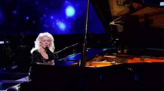 Video: Judy Collins Performs Suzanne At Grammys Premiere In Honor Of Leonard Cohen - Cohencentric: Leonard Cohen Considered