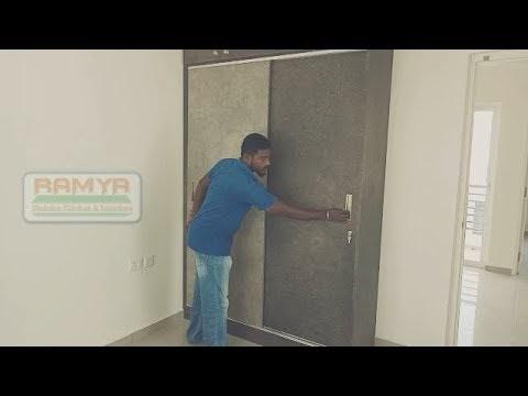 Ramya Modular Kitchen,  Our Client Mr. A. Velmurugan  Oragadam  P - 2