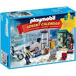 Playmobil Advent Calendar - Jewel Thief Police Operation