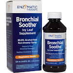Enzymatic Therapy Bronchial Soothe - 3.4 fl oz bottle