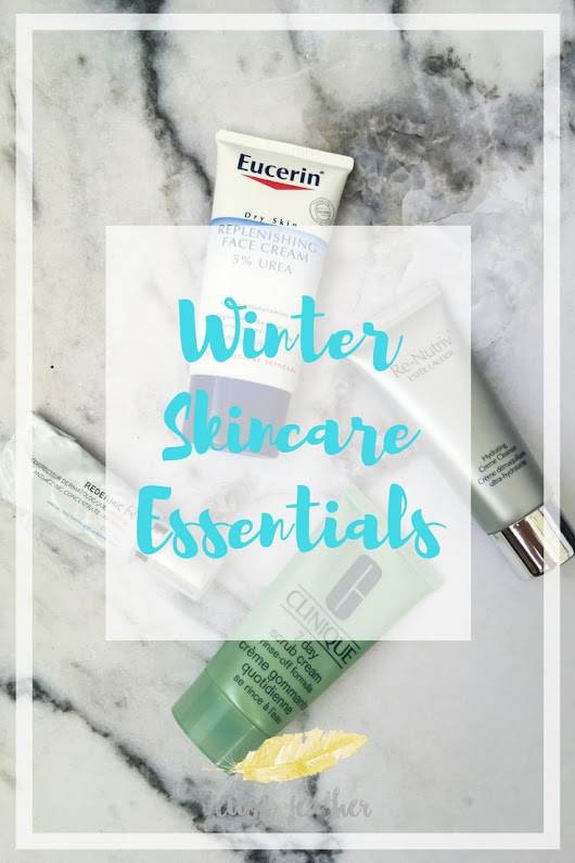 Winter Skincare Essentials - Yellow Feather