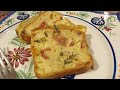Recette Cake Raclette