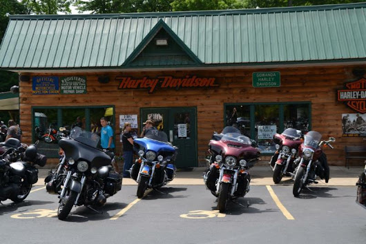 Gowanda Harley-Davidson & The Made In America Store Team Up For Spring Open House With A Store-In-Store!