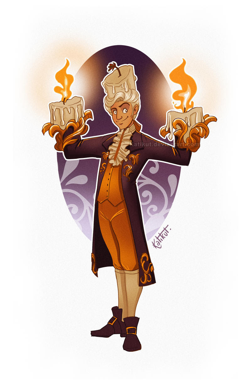 Lumiere by Katikut on DeviantArt