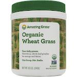 Amazing Grass Organic Wheat Grass Powder - 8.5 oz tub