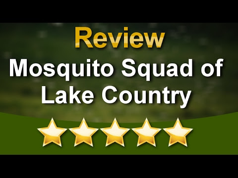 Customer Review Video - Mosquito Squad of Lake Country
